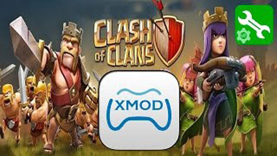 Скачать Xmodgames на андроид для (Clash of Clans) на русском